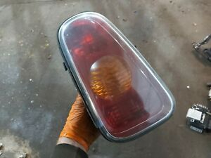 MINI R50 R52 R53 REAR TAIL LIGHT PASSENGER SIDE