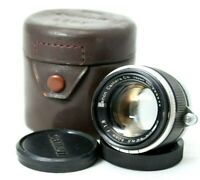 Vintage Canon 50mm 1:1.8 Lens L39 Screw Mount *As Is* #TL55
