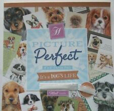 Picture Perfect Hunkydory Its A Dogs Life 12 sheets see pictures see description