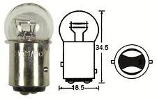 2 x XR4 Tail light 12v 23/8  Headlight Globes