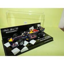 Red Bull Renault Rb7 GP Malaisie 2011 Vettel Minichamps 1 43