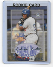 Adrian Beltre 1997 Scoreboard Autographed Collection Rookie Card #49  qty