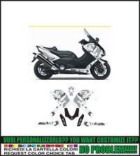 kit adesivi stickers compatibili tmax 2012 2014  530 camouflage