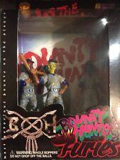 The Warriors -Super Rare 1994  Bounty Hunter - Baseball Furies Set