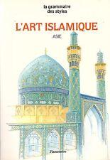 ART ISLAMIQUE ASIE FLAMMARION + PARIS POSTER GUIDE