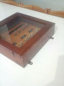 Rare Vintage Wooden Remploy Cabinet