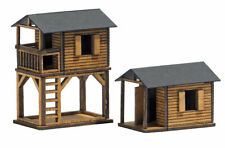 Busch 1486 2 Spielhäuser HO