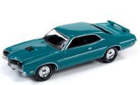A.S.S NEU Johnny Lightning 50 Years 1//64 1970 Mercury Cyclone Spoiler 1//3004
