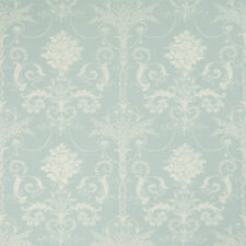 Laura Ashley Curtain/upholstery Fabric Design Josette 3586259 Duck Egg 2.4 Mtrs