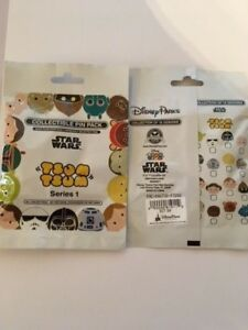Star Wars - Tsum Tsum Mystery Pin Pack - Series 1 Pin 120048