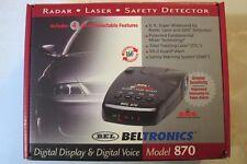 Beltronics 870 Radar Laser Detector