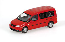 1:43 Volkswagen Caddy Maxi Shuttle 2007 1/43 • MINICHAMPS 400057000