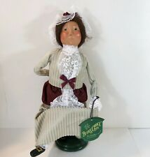 Vintage Byers Choice 2000 Edition Dickens Christmas Mrs Fezziwig