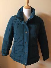 Ann Taylor Loft Winter Coat / Jacket - Size M - Teal - NEW
