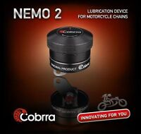 Cobrra Nemo 2 Motorbike & Quad Chain Oiler Kit Universal + FOC Scottoiler Oil UK