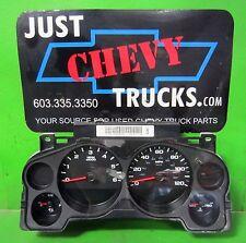 2010 Chevy Silverado GMC Sierra Speedometer Gauge Instrument Cluster 135K