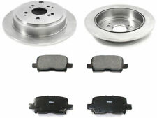 For 2001-2006 Acura MDX Brake Pad and Rotor Kit Rear 32247GX 2003 2002 2004 2005