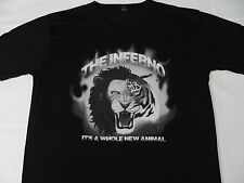 THE INFERNO - IT'S A WHOLE NEW ANIMAL - MEDIUM SIZE T SHIRT!