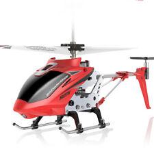 2018 neue SYMA S107H 2.4G Fernbedienung RC Hubschrauber mit Gyro Höhe halten rot