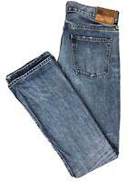 J.Crew 770 Straight Medium Wash Jeans Men's Size 34x36 (35x35 Measured)
