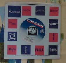 Billy Stewart 45 Secret Love / Look Back & Smile 1966 Chess Soul Canadian M-