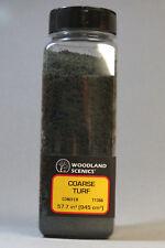Woodland Scenics Coarse Turf Conifer Shaker O Ho N G Gauge train earth Wds1366