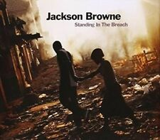 Standing in The Breach 0696751141071 by Jackson Browne CD