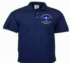 BITBURG AIR BASE * GERMANY *USAF*EMBROIDERED LIGHTWEIGHT POLO SHIRT