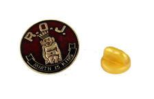 Lapel Pin Detailed Jester Roj Biliken 6030052 Royal Order of Jesters Billiken