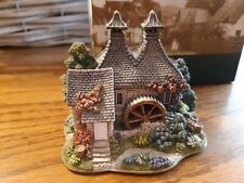 Lilliput Lane - Whisky Galore with Box and Deed retired rare perfect condition