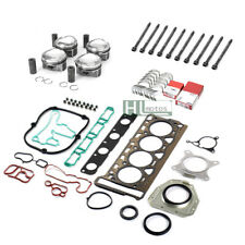 Engine Rebuilding Overhaul Pistons Bearing Kit for Audi VW 1.8TFSI CDA CDH Φ23mm