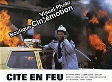 Photo Cinéma 23.5x29.5cm (1979) CITÉ EN FEU - CITY ON FIRE Barry Newman BE