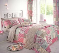 Super King Bedding SKS 260cm X 240cm Large Duvet Cover 50 Designs Available Shantar Pink