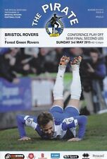 2015 PLAY-OFF SEMI-FINAL- BRISTOL ROVERS v FOREST GREEN ROVERS (3rd May 2015)