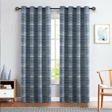 Vangao Room Curtains for Bedroom Drapes Thermal Insulated Grommet Top 2 Panels