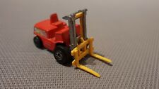 Chariot Élévateur Miniature Matchbox Superfast « Fork Lift Truck N°15 » 1972 BE.