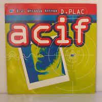 """D-Plac – A Cif (Vinyl, 12"""", Maxi 33 Tours)"""