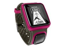 TomTom Runner GPS Sports Watch 8rs00 Pink