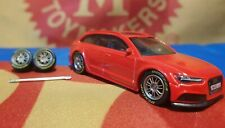 Bronze 1/64 RE30 Rubber Wheels Real Riders Hot Wheels Matchbox Audi Ford Mazda