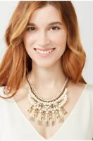 Stella and Dot Rebecca Minkoff ELOISA STATEMENT NECKLACE