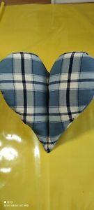 Deko Kissen, Kissen für die Couch, Handmade, selbst genäht, Herzform