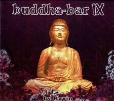 BUDDHA -BAR IX By Ravin  2 CDS Set Box     BRAND  NEW SEALED  CD