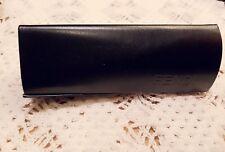 Original Brillenetui Fendi Hardcase Brillenbox Etui schwarz faltöffnung neu