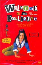 WELCOME TO THE DOLLHOUSE,1995 (DVD,All,New) Heather Matarazzo,Matthew Faber,Dari