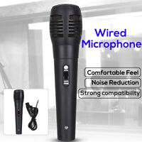Wired Dynamic Microphone Handheld Mic For Karaoke Singing DJ BK Audio Vocal 2020