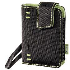 Hama Tasche für Festplatte 4,6 cm 1,8 Zoll, Philadelphia, schwarz/grün, 84495