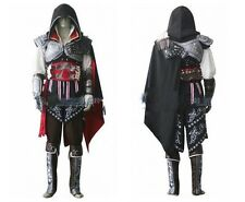 ASSASSIN'S CREED COSPLAY EZIO AUDITORE REVELATIONS BROTHERHOOD COSTUME PS3 #2