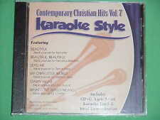 Contemporary Christian~#7 ~ Christian~Daywind~Karaoke Style ~~ Beautiful ~~ CD+G