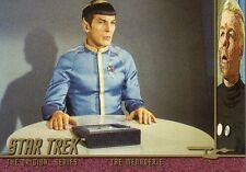 Star Trek Original TOS Season 1 Chase Character Log C31 Menagerie