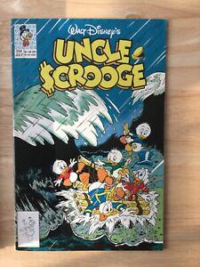 #261 Dec-1991 WALT DISNEY/'S UNCLE SCROOGE Disney, 1990 series NM